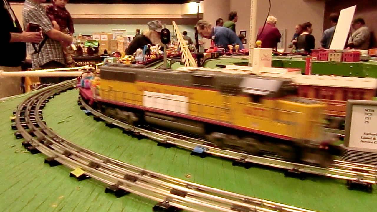 sets Adult train