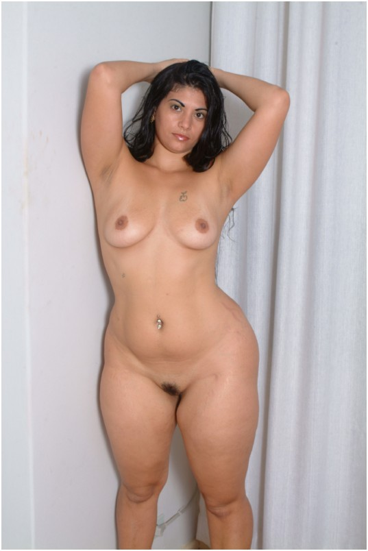 aunty Hairy nude indian