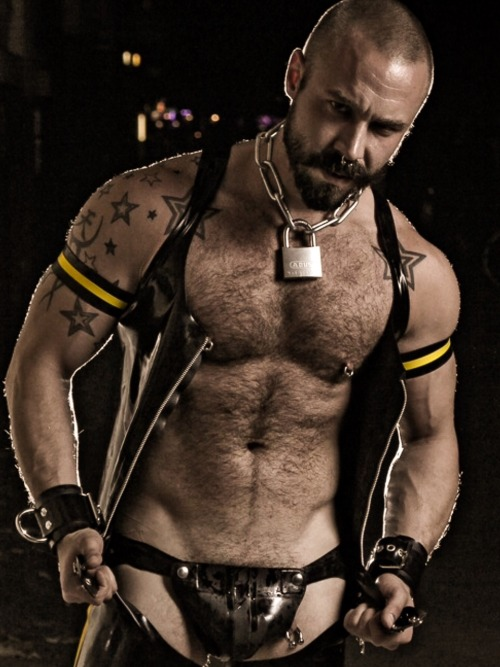 slave Muscle rubber