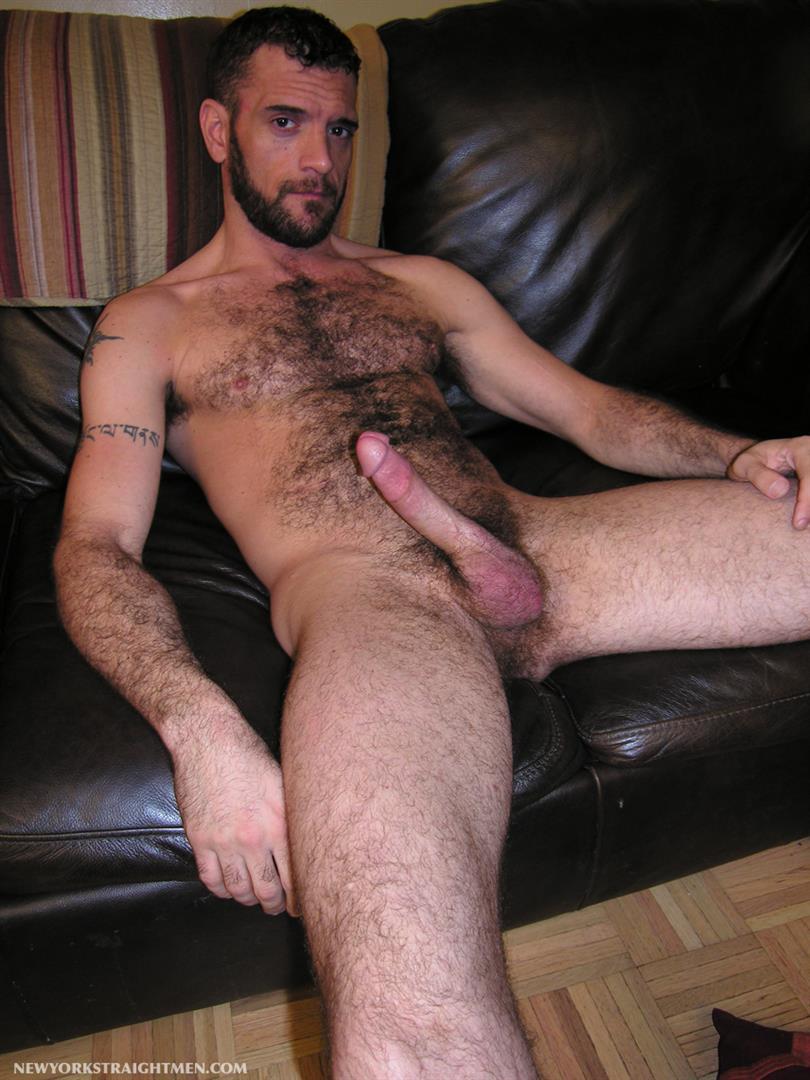 men Hairy straight