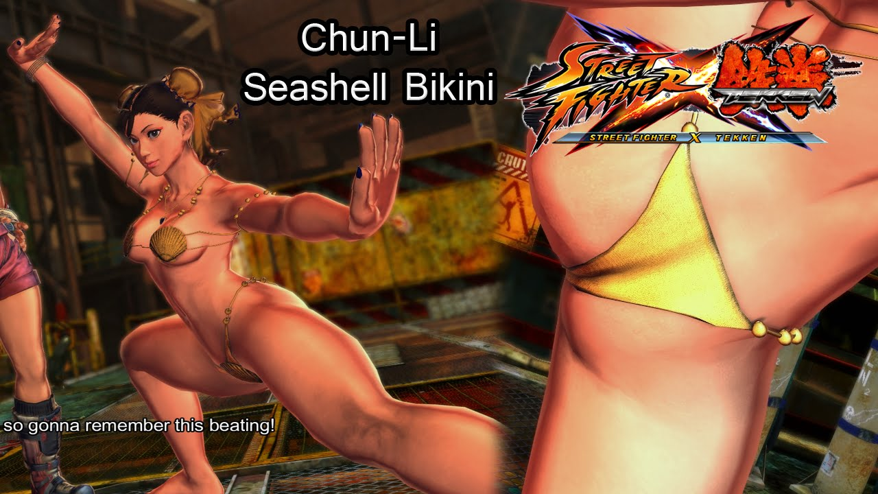 tekken x mod fighter Street nude