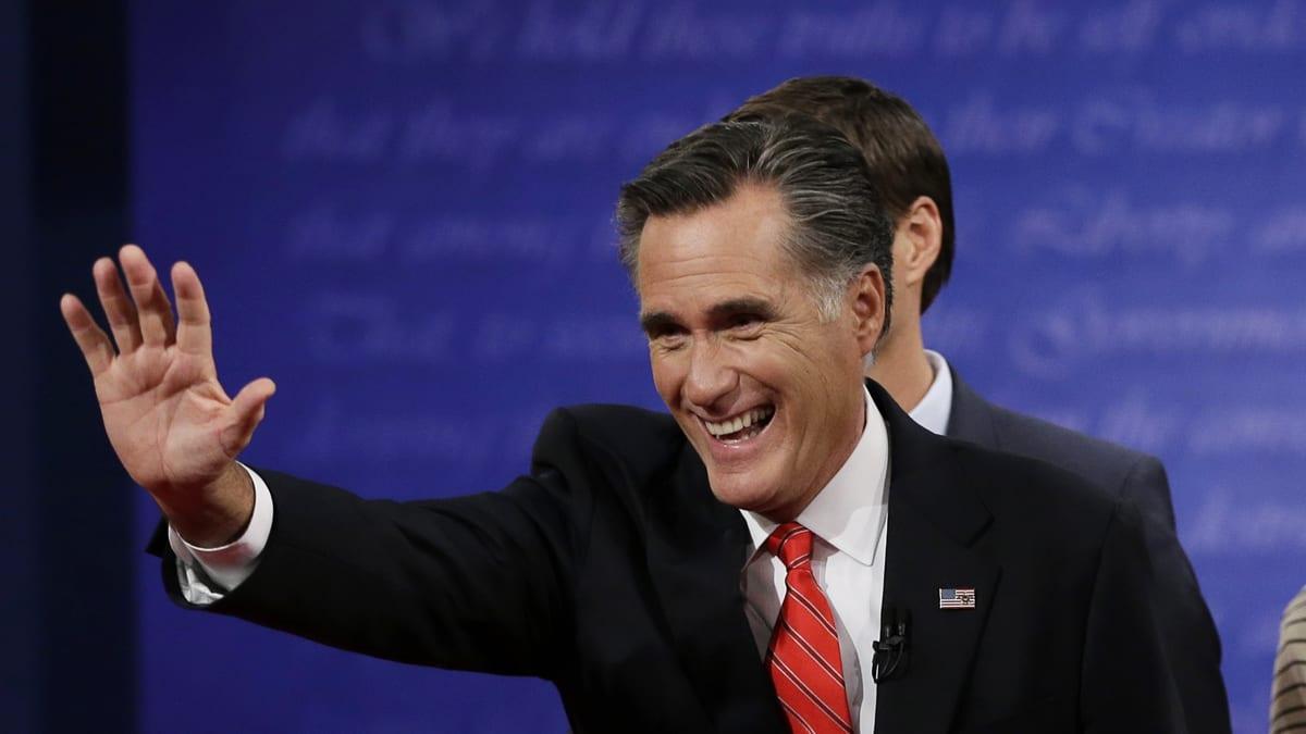 romney gay Mitt