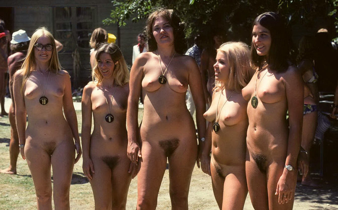 nudist beauty pageant Miss
