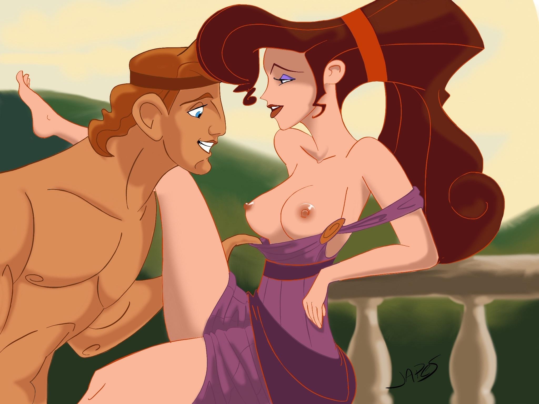 comics Hercules meg hentai