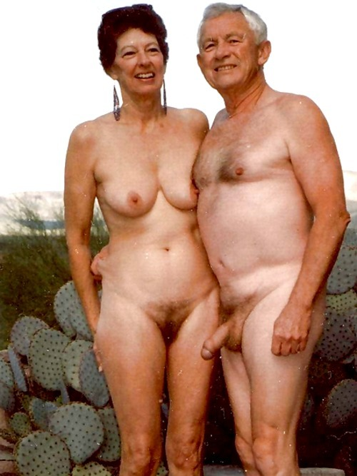 erections Nudist couples with