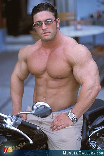 bodybuilder Stuart bernstein
