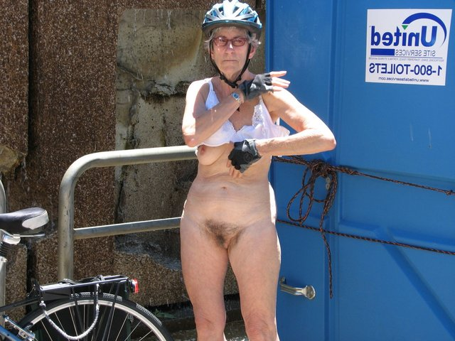 Nude mature contests