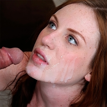 cum heads red Sexy covered