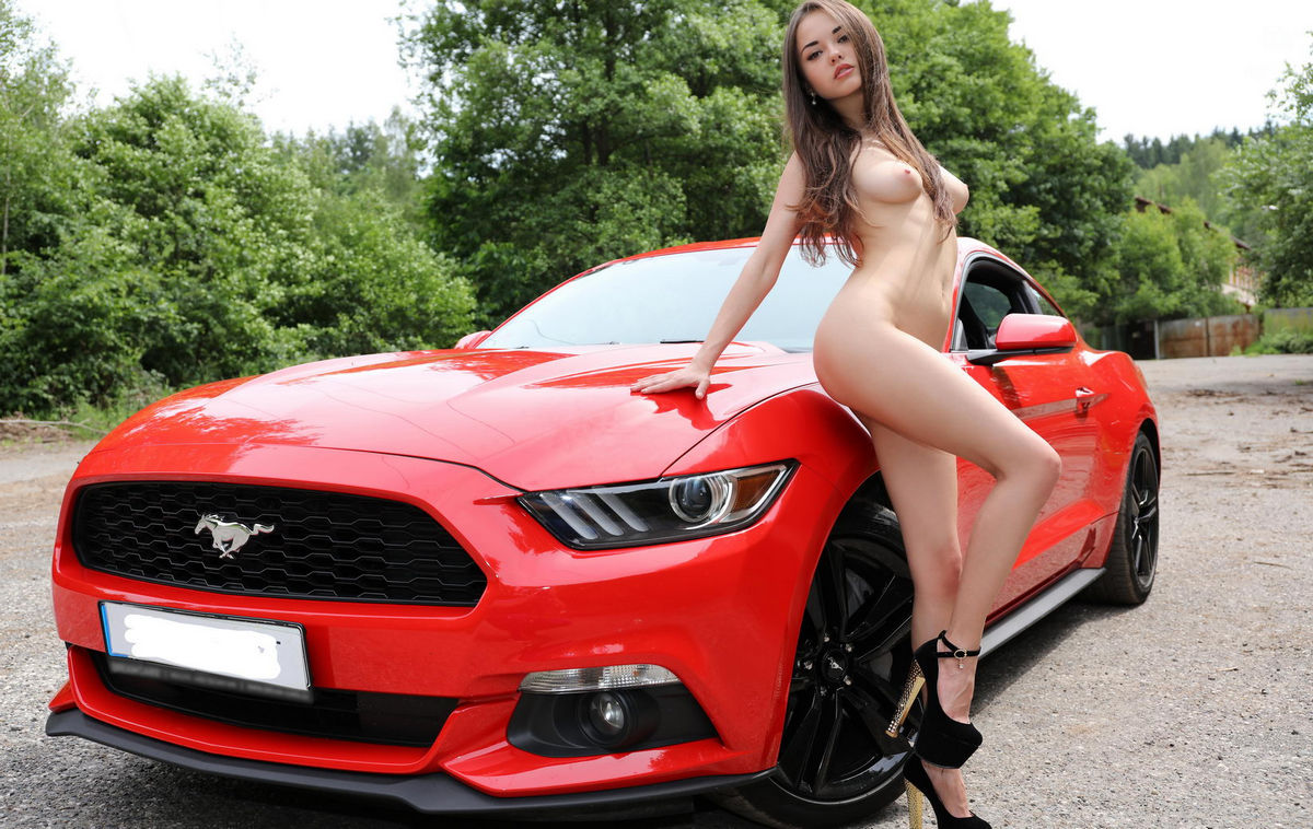 By Pictures mustangs of naked girls