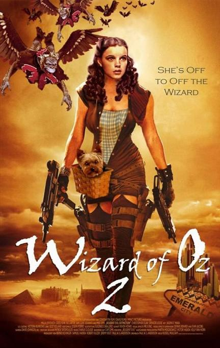 of wizard porn gale Dorothy oz