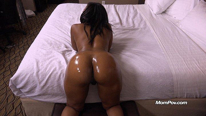 porn mom booty Big black