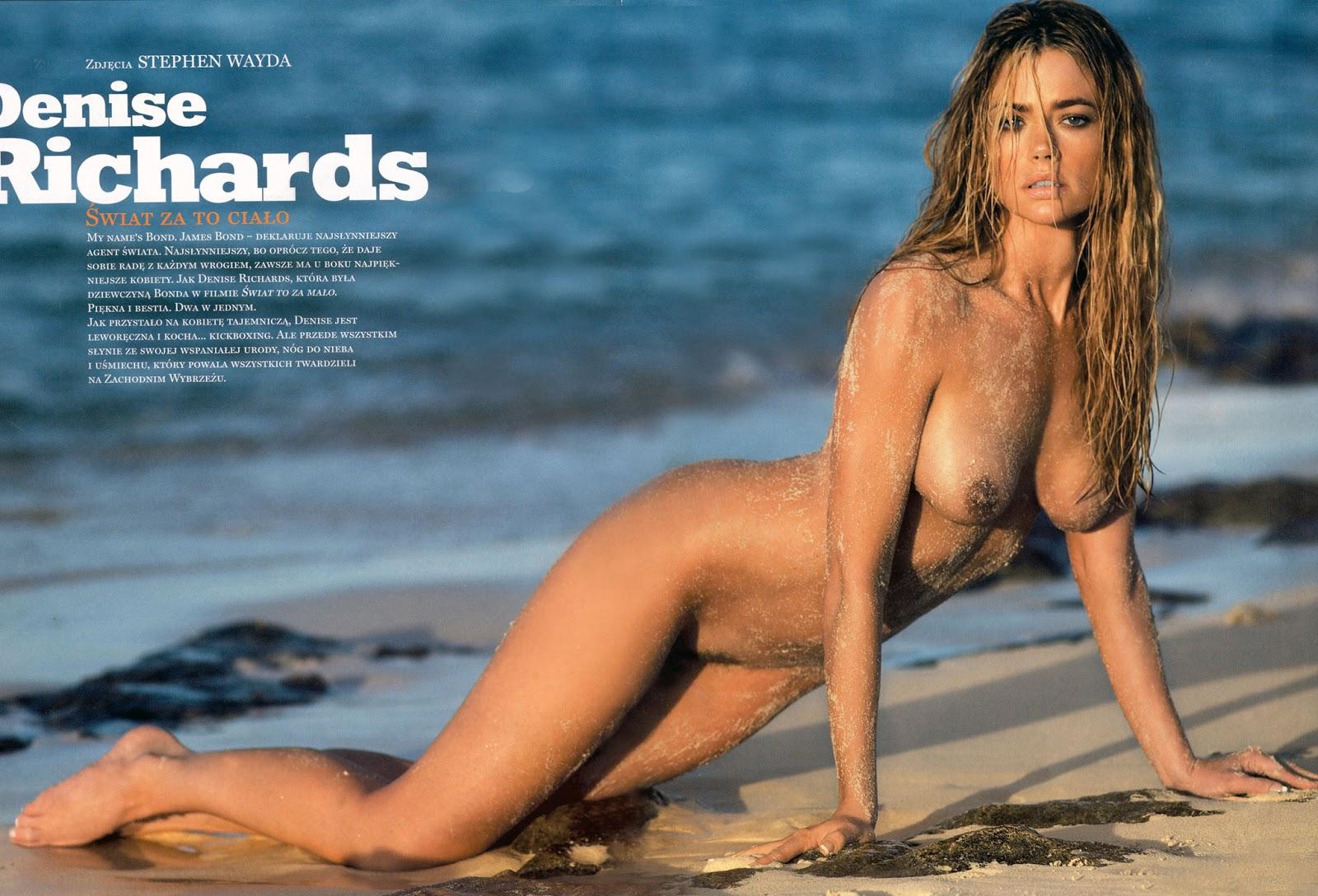 richards sex Denise nude